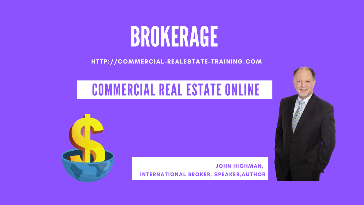 commercial real estate brokerage