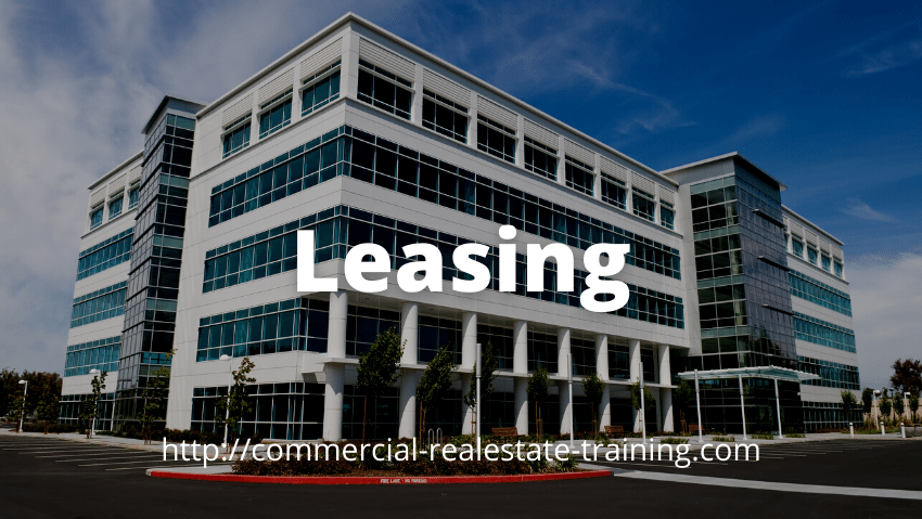 commercial office building for leasing